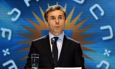 Le nouveau premier ministre géorgien a remporté les élections en promettant de rétablir des liens avec la Russie.