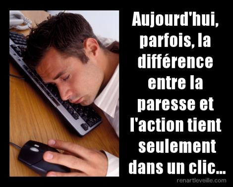 paresse-action-clic