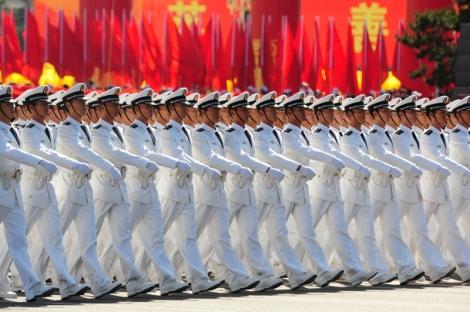 armée-chinoise